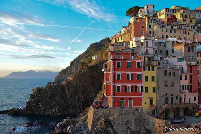 Riomaggiore, Cinque Terre, La Spezia, Liguria_Italy