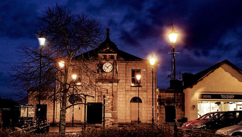 Boyle Courthouse