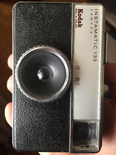 Kodak INSTAMATIC 133 CAMERA   by Matthew Burpee