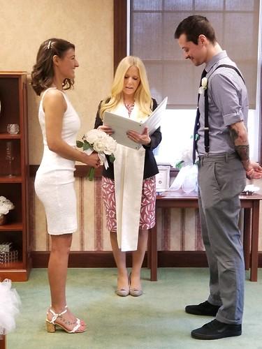 Jessica and Matthew's Wedding | by Clerk Christine Giordano Hanlon