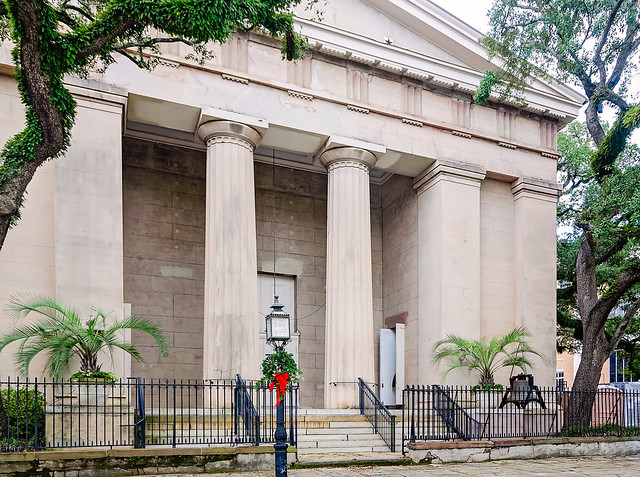 Christ Church Cathedral in Mobile Alabama
