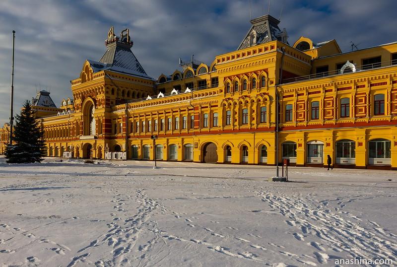Главный дом Нижегородской ярмарки, Нижний Новгород