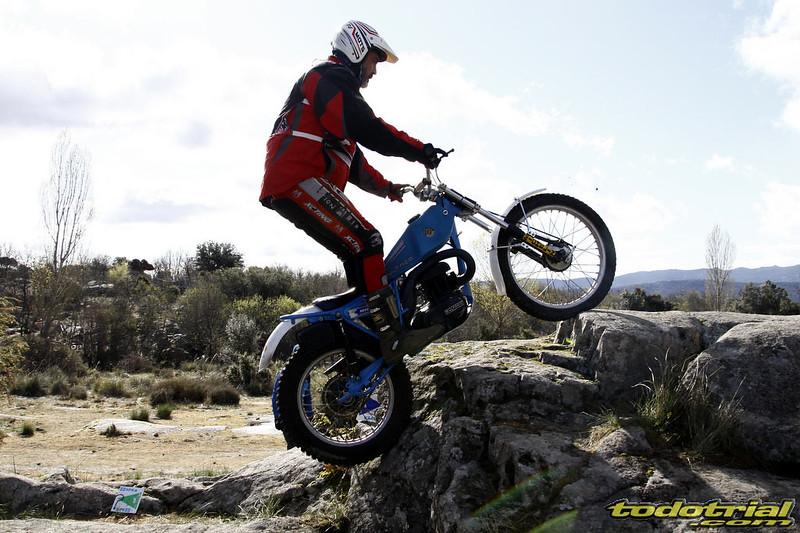 Trial Clásicas Becerril 2019, Trofeo Madrileño Trial de Clásicas 2019