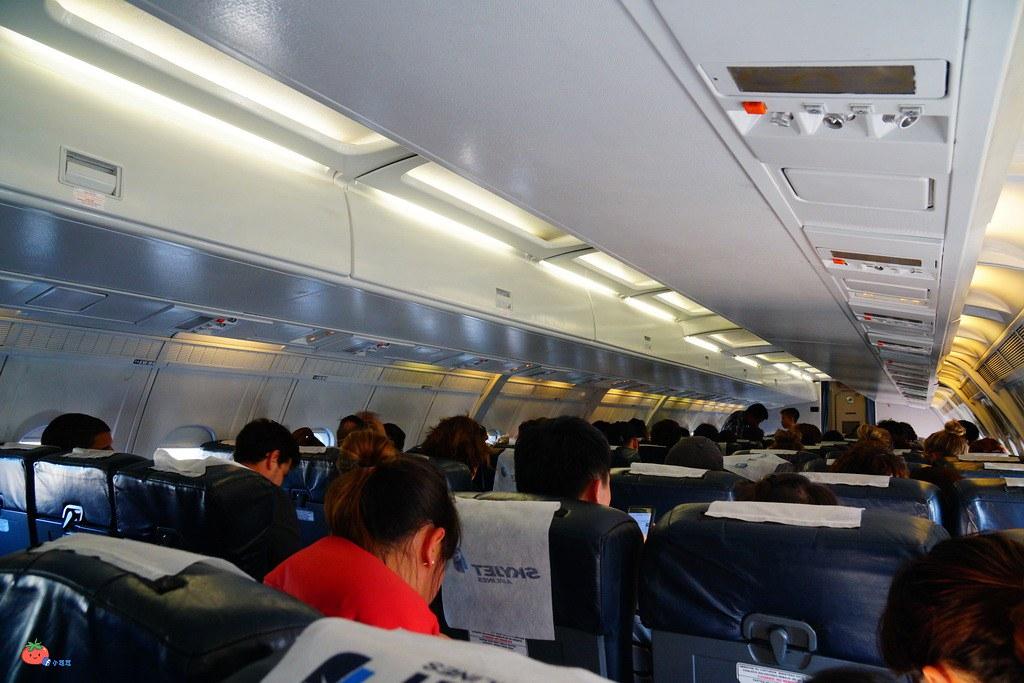 【恐怖心得經驗】馬尼拉轉機到科隆島機票SKYJET AIRLINES 布山加機場USU概況