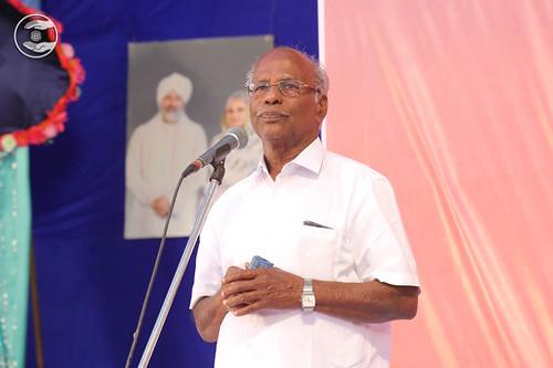 Dakshina Murthy from Thanjavur, expresses his views