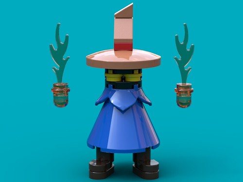 Black Mage | by The Hydromancer