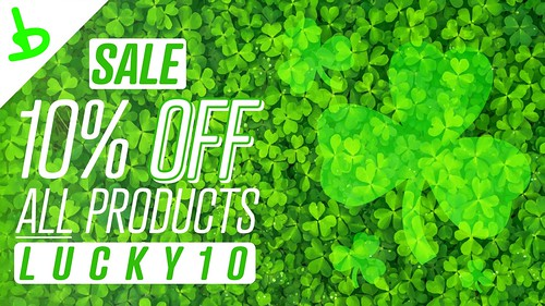 St-Pattys-Sale | by Boomba Racing
