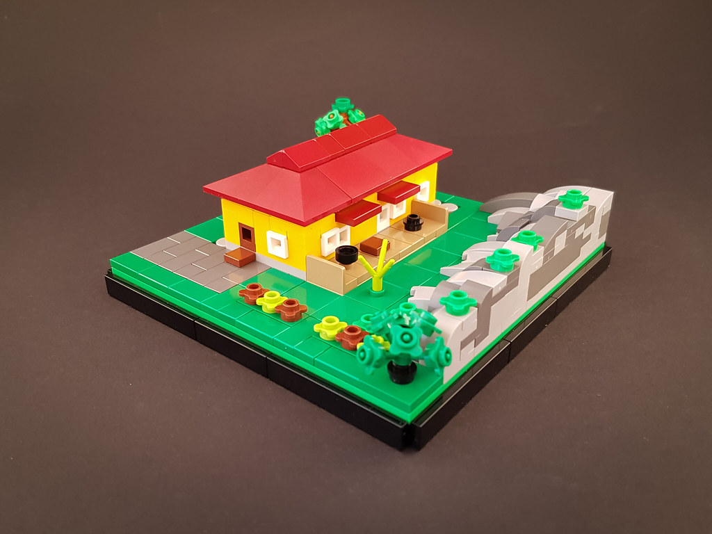 My Parents' House MOC IV