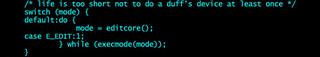 Levee code snippet | by Tysasi