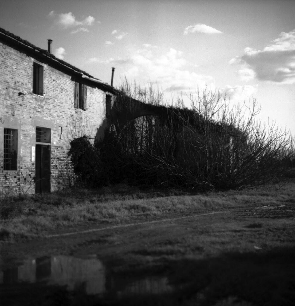 Via Godo, Villanova di Ravenna