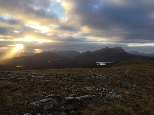 Beinn Eighe and Slioch | by malky_c