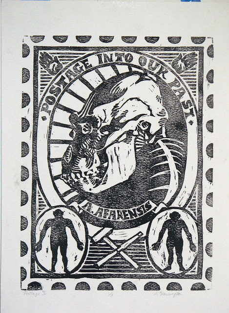 Australopithicus afarensis 7515