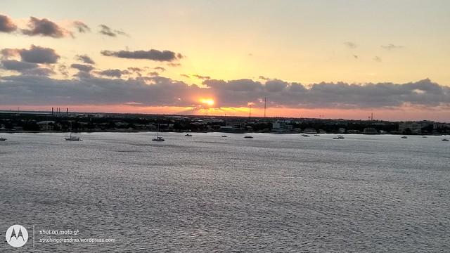 Morning light in Grand Cayman