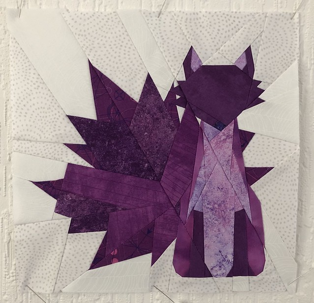 Purple Maple Fox 💜