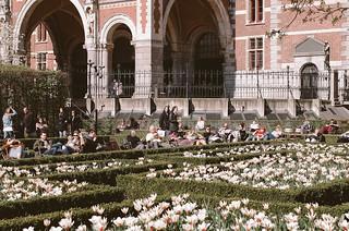 Amsterdam, Jardin des Tulipes | by Amsterdamming