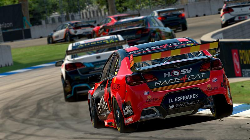 iRacing V8 Supercars