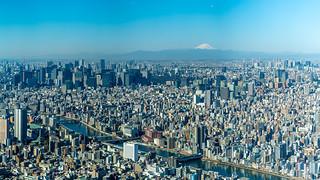 Tokyo & Mount Fuji