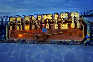 The Neon Museum (Las Vegas, Nevada)   by @CarShowShooter