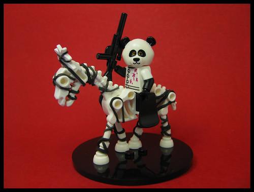 Panda Toviolence