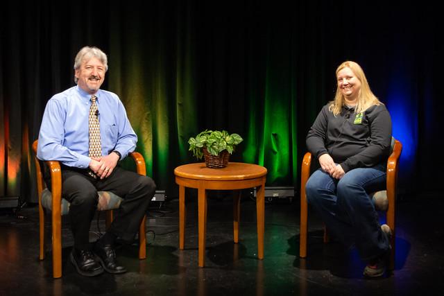 Michael Interviews Stephanie McCurdy