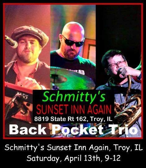 Back Pocket Trio 4-13-19