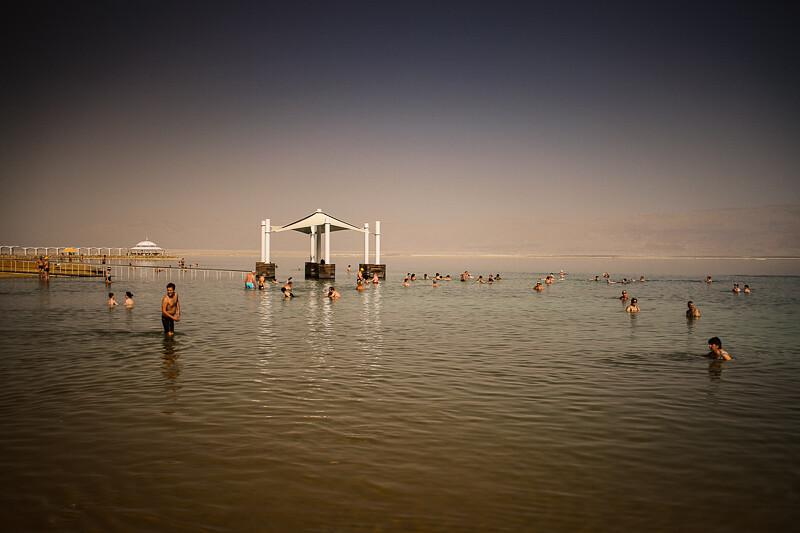Mar Muerto Israel