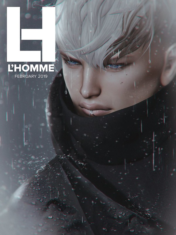L'Homme Magazine SL February 2019