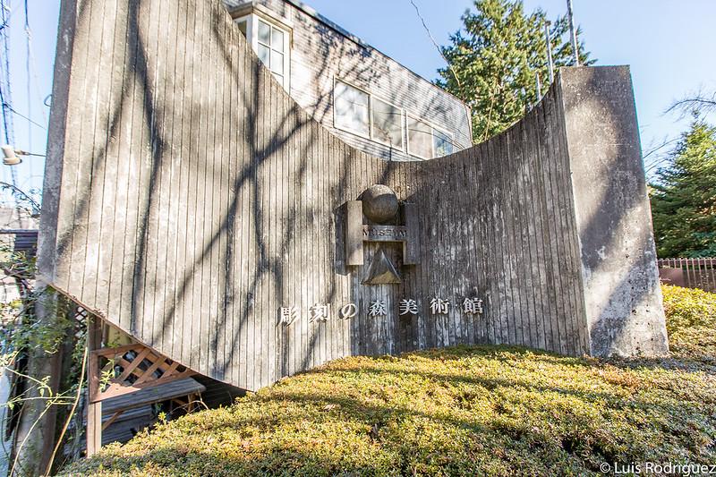 Museo al aire libre de Hakone