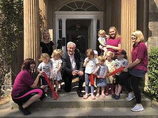 At Pear Tree nursery West Road opening | by Iain Gray MSP