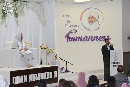 Rev. Ramit Ji expresses his views