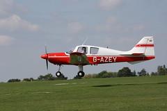 G-AZEY Beagle B121-150 [B136] Sywell 010918