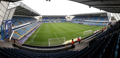 Millwall v Ipswich Town, The New Den, SkyBet Championship, Saturday 27th October 2018 | by ChrisPDay