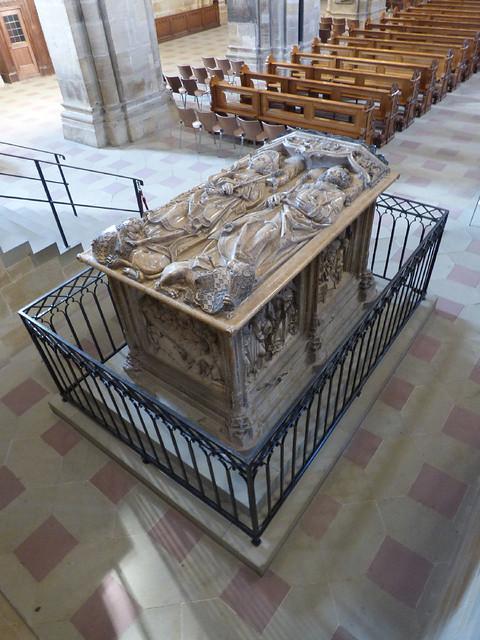 Tomb of Heinrich II and  Kunigunde 1