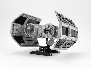 TIE Bomber LEGO MOC   by barneius industries