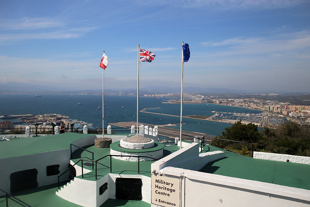 The Upper Rock, Gibraltar