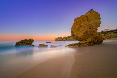 Praia De São Rafael at dusk | by www.craigrogers.photography
