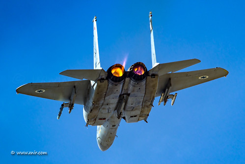 Afterburner Thursday! © Nir Ben-Yosef (xnir)  afterburnerthursday xnir חיל האוויר | by xnir