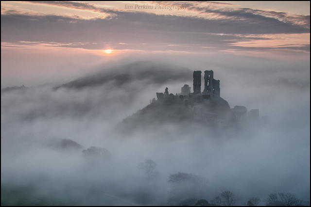 CORFE CASTLE, DORSET, UK (Explore #1)