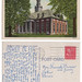 Postcard - MacMurray College - Pfeiffer Library