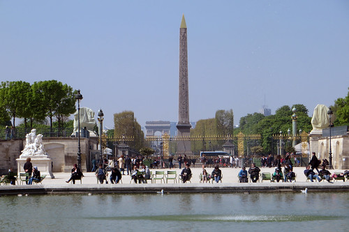Jardin des Tuileries | by diamond geezer
