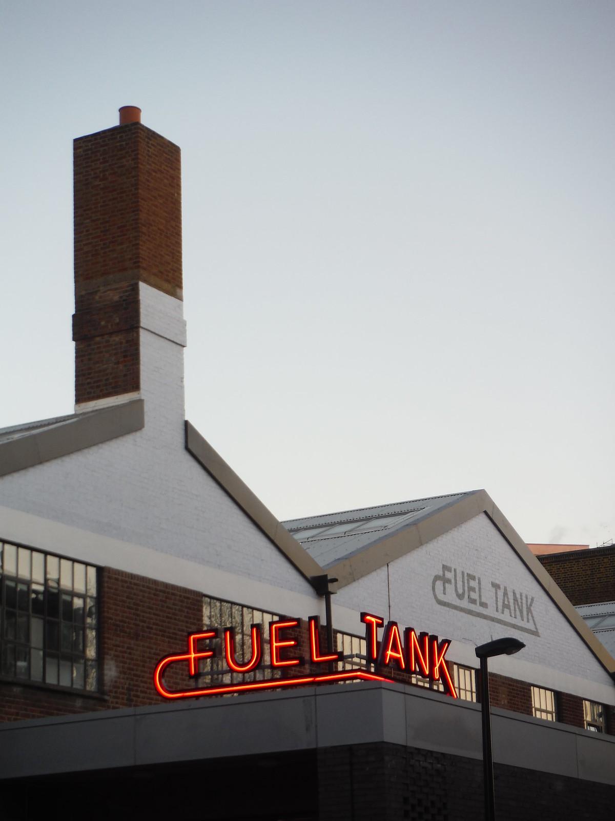 Fuel Tank Business Centre, Deptford Arts Quarter SWC Short Walk 36 - Waterlink Way (Lower Sydenham to Greenwich)