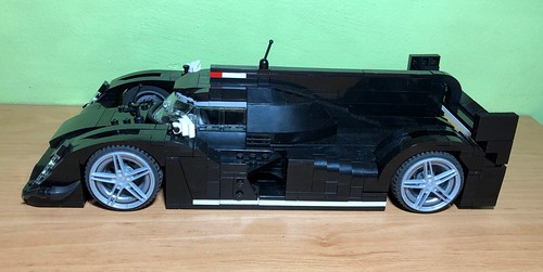 Audi R18 | by legopettho