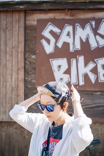natural bicycle × samsbike