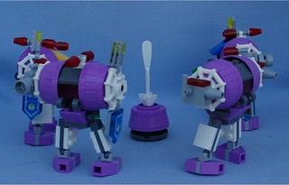 Hogshead Squad   by Mantis.King