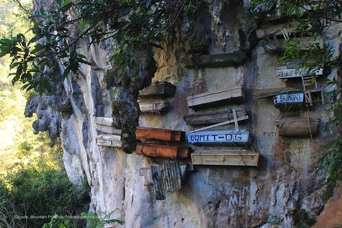 Hanging Coffins of Sagada | by Traveling Morion