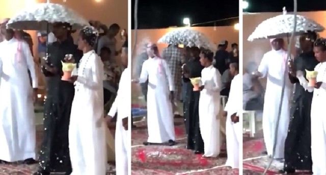 4100 A Gay Marriage took place in Saudi Arabia – Couple Arrested 00