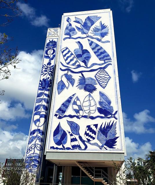Bacardi Building - Miami Florida
