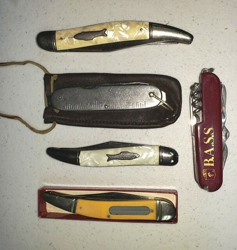 Fishing knives | by thornhill3
