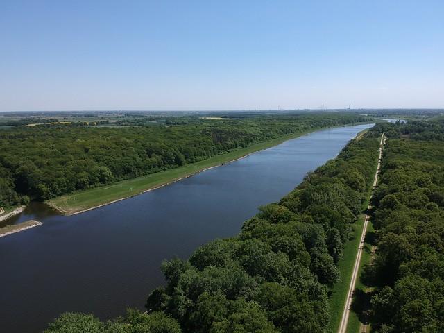 Odra in Wrocław