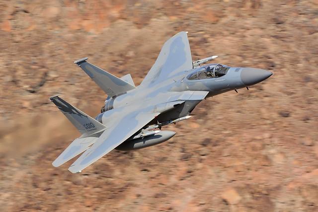 F-15C Eagle 'FAT21' I 80-0010/CA I 144th FW, Californian ANG, Fresno